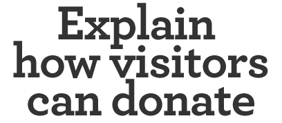 Explain-how-visitors-candonate-wepay-paypal-fundraising
