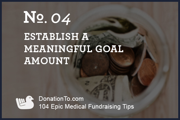 medical-fundraising-create-meanful-goal