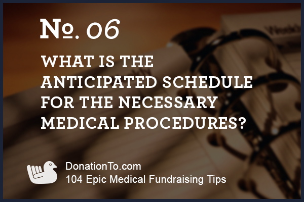 medical-fundraising-schedule-for-surgery