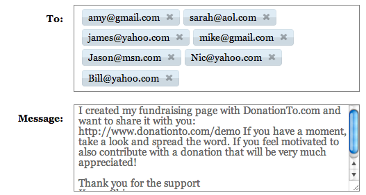 15 email tips for fundraising crowdfunding experts