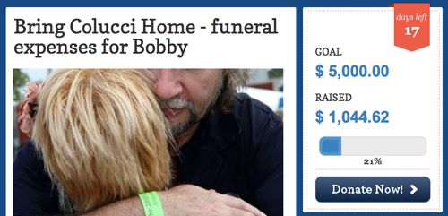 Funeral fundraising 10 tips to hit your goal crowdfunding experts online donations funeral spiritdancerdesigns Gallery