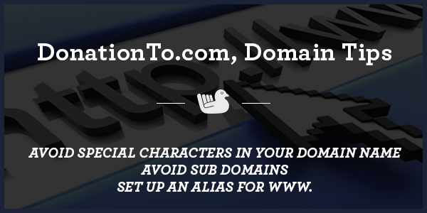 domain-names-for-fundraising