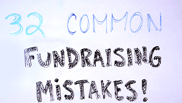fundraising-mistakes