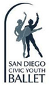SAN DIEGO CIVIC YOUTH BALLET INC | online donations | crowdfunding