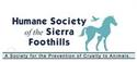 Humane Society of The Sierra Foothills Inc | online donations | crowdfunding