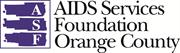 AIDS Services Foundation Orange County | crowdfunding | online donation websites