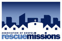 Association of Gospel Rescue Missions | online donations | crowdfunding