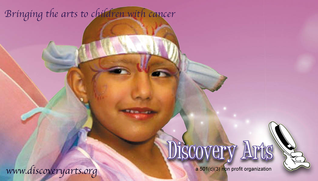 Discovery Arts | crowdfunding | online donation website