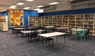 Yellowstone Academy Library Project