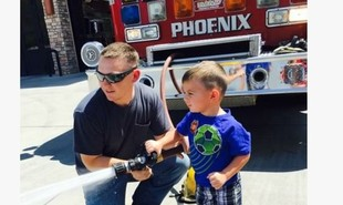 HELP CHARLES a Firefighter in need