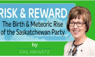 Get the First Copies of SaskParty History Book